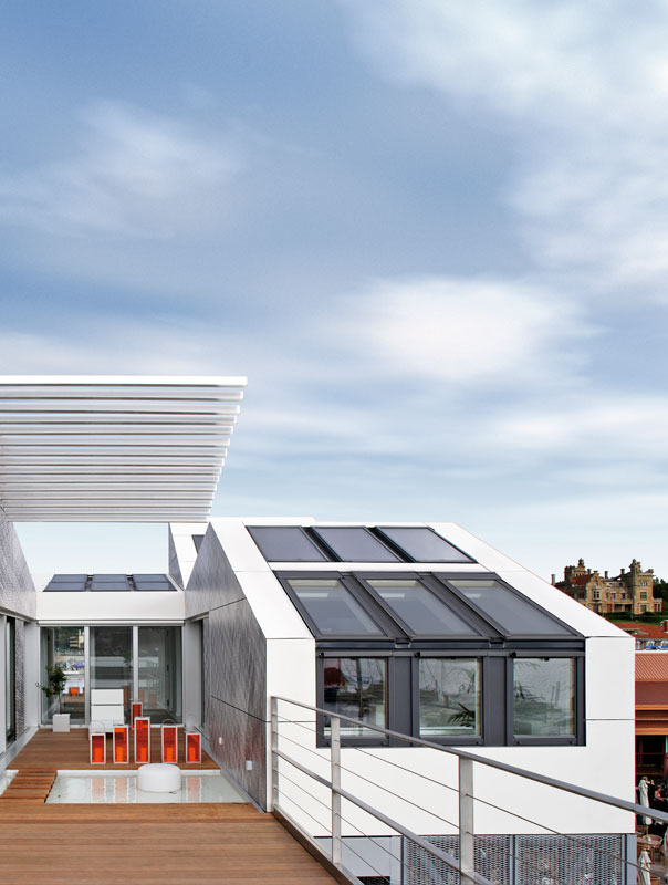 Supplier installer velux loft windows attic for How to clean velux skylights